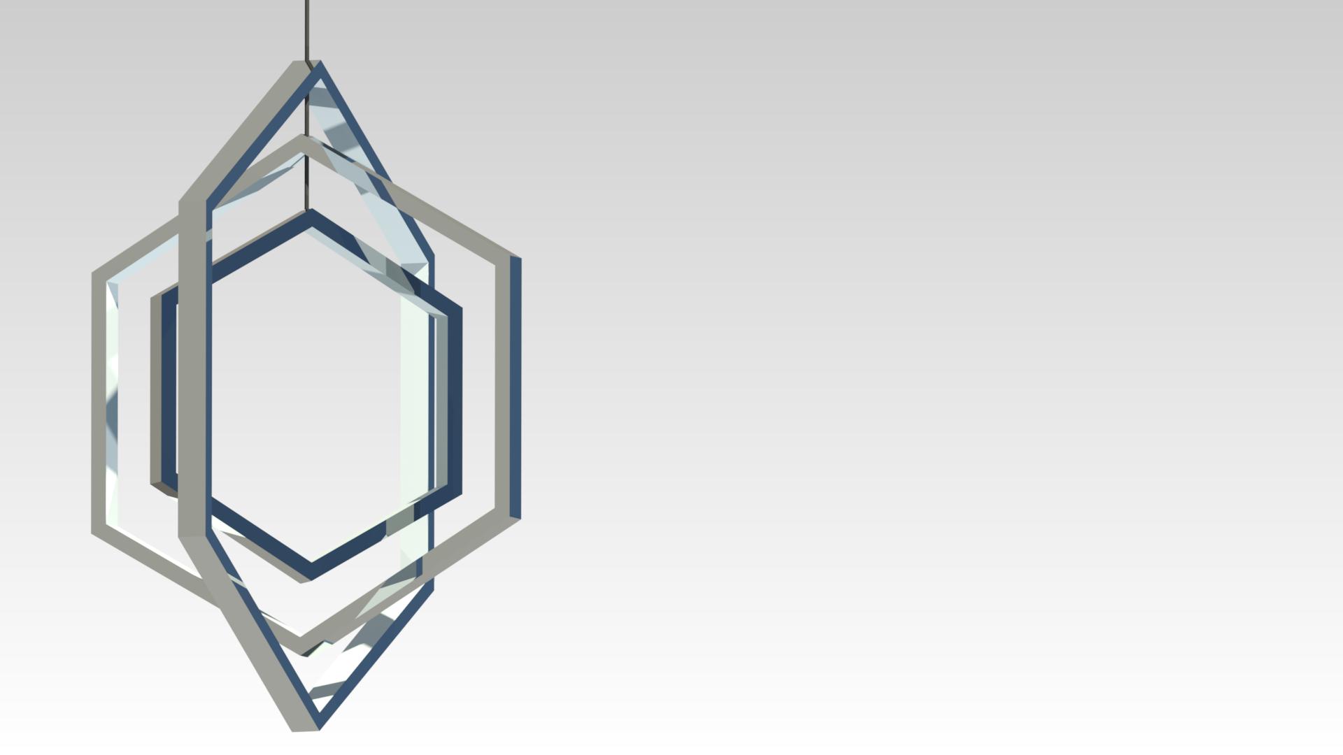 светодиодная подвесная люстра из нержавеющей стали