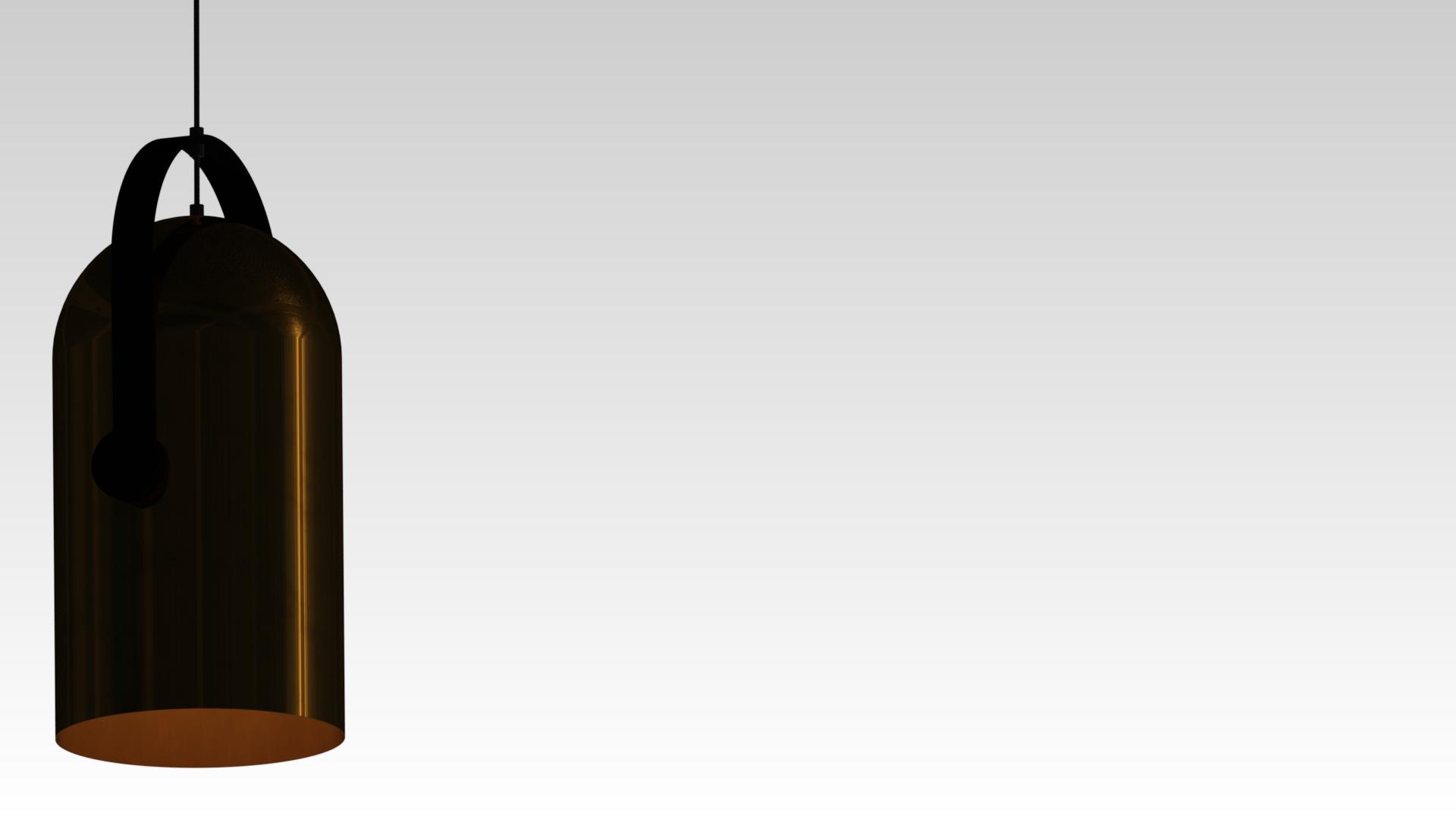 латунный дизайнерский подвесной светильник для ресторана