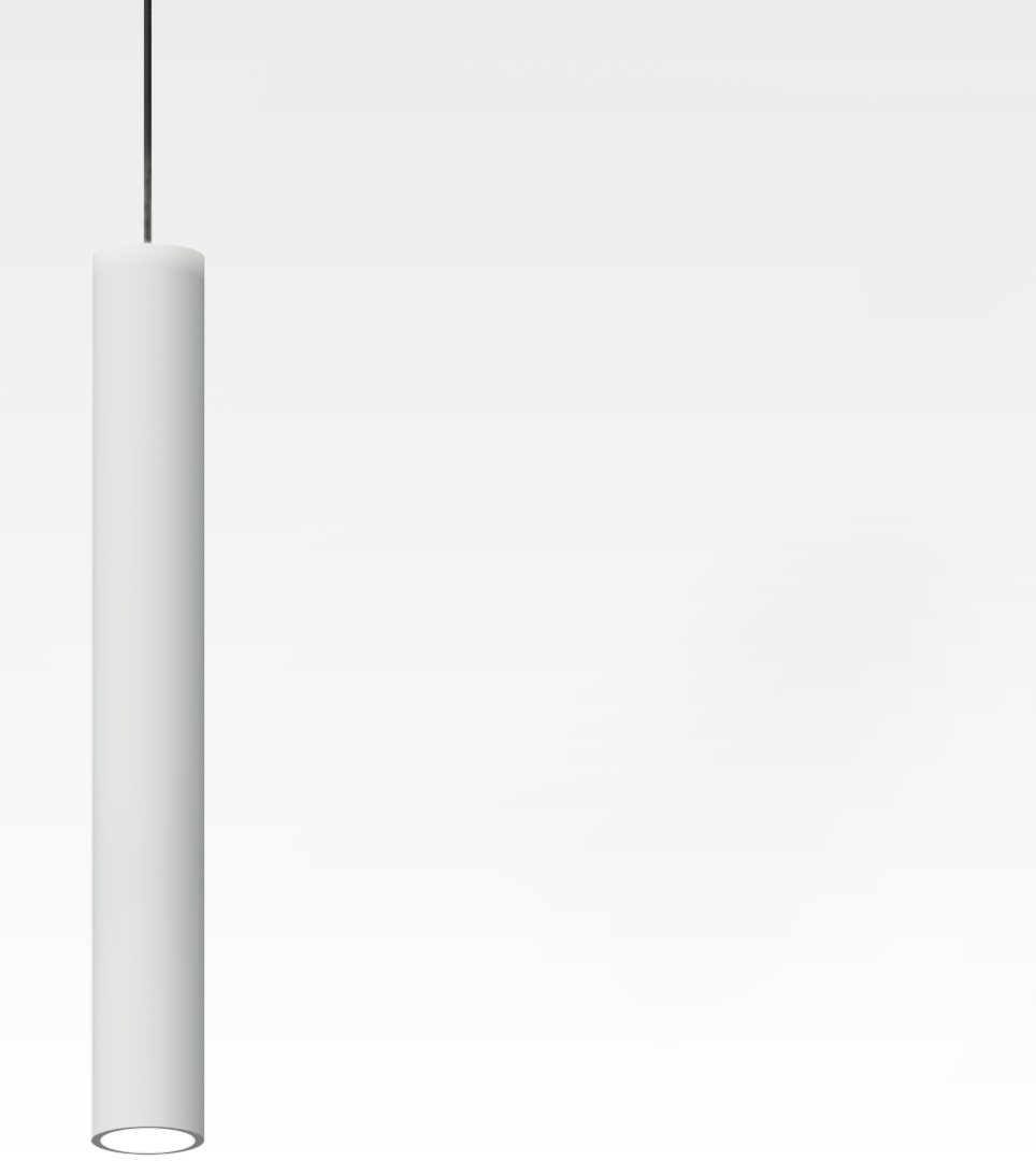 светильник подвесной точечный белый